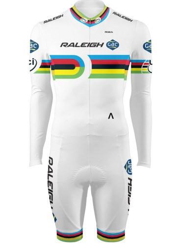Ropa Ciclismo Raleigh GAC 2016