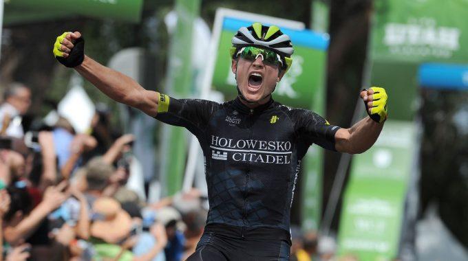 Holowesko-Citadel lanza jersey 2016, roster del Tour de San Luis