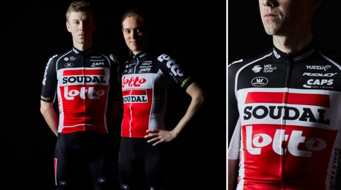 Lotto-Soudal se convierte en el ultimo equipo en revelar su kit 2020