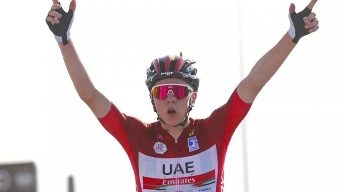 Tadej Pogacar: todo puede suceder en UAE Tour