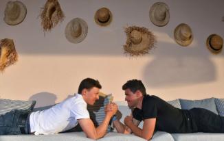 Van Avermaet y Naesen comenzarán la temporada en Étoile de Bessèges