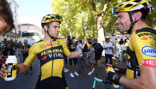 Tour de Francia en 2022: el jefe de Jumbo-Visma dice que Tom Dumoulin podría regresar